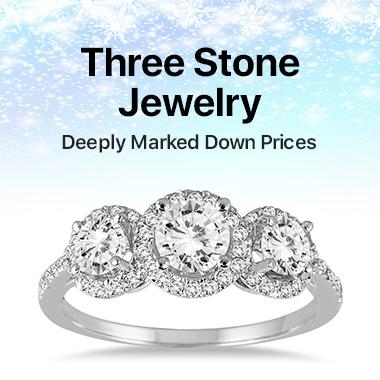 Three Stone Jewelry